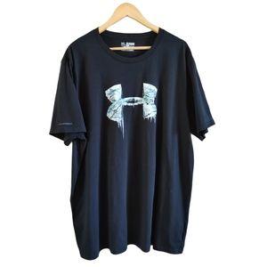 Under Armour Ice Melt Logo Short Sleeve Top 3XL